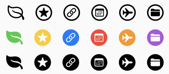 Uso de SF Symbols en SwiftUI