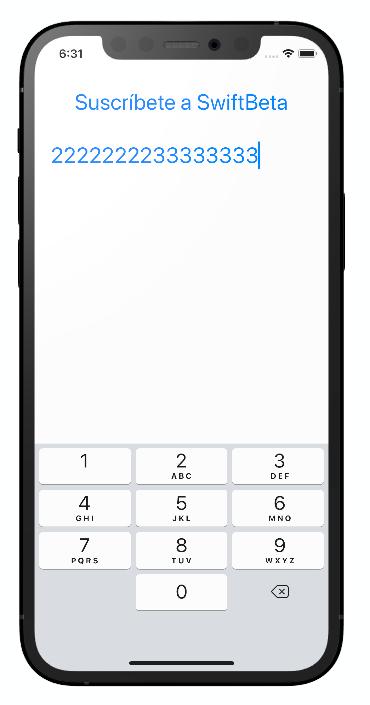 TextEditor en SwiftUI